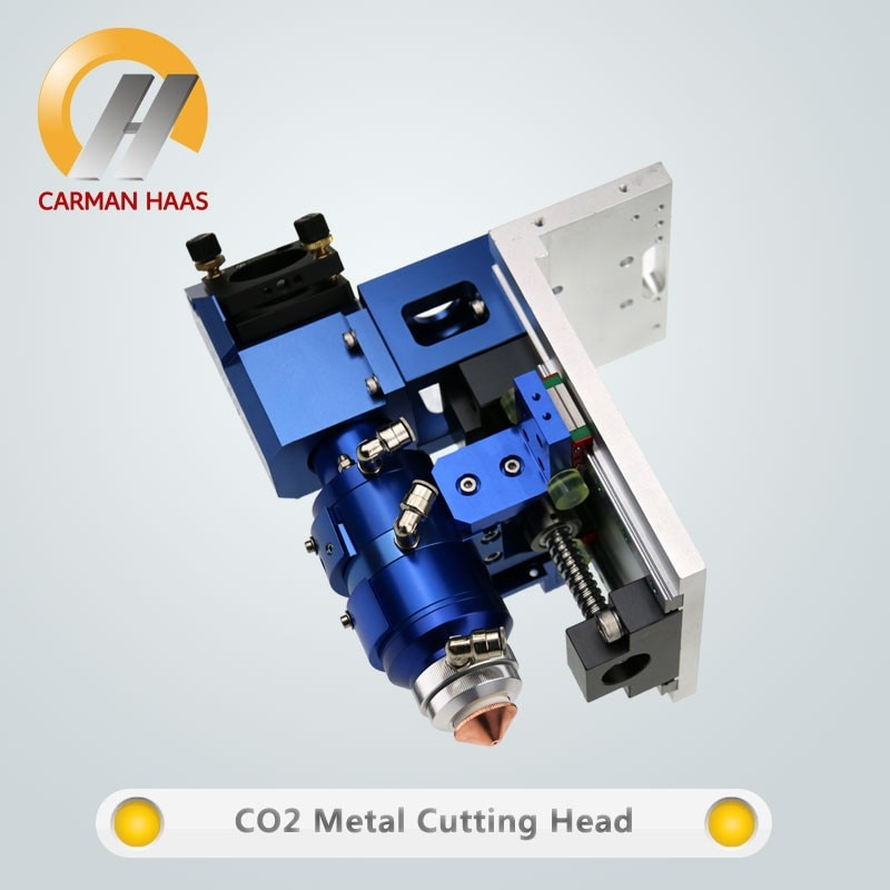 CARMANHAAS 500W CO2 Laser Cutting Head Autofocus Metal Non-Metal Mixed Cutter for Laser Cutting Machine
