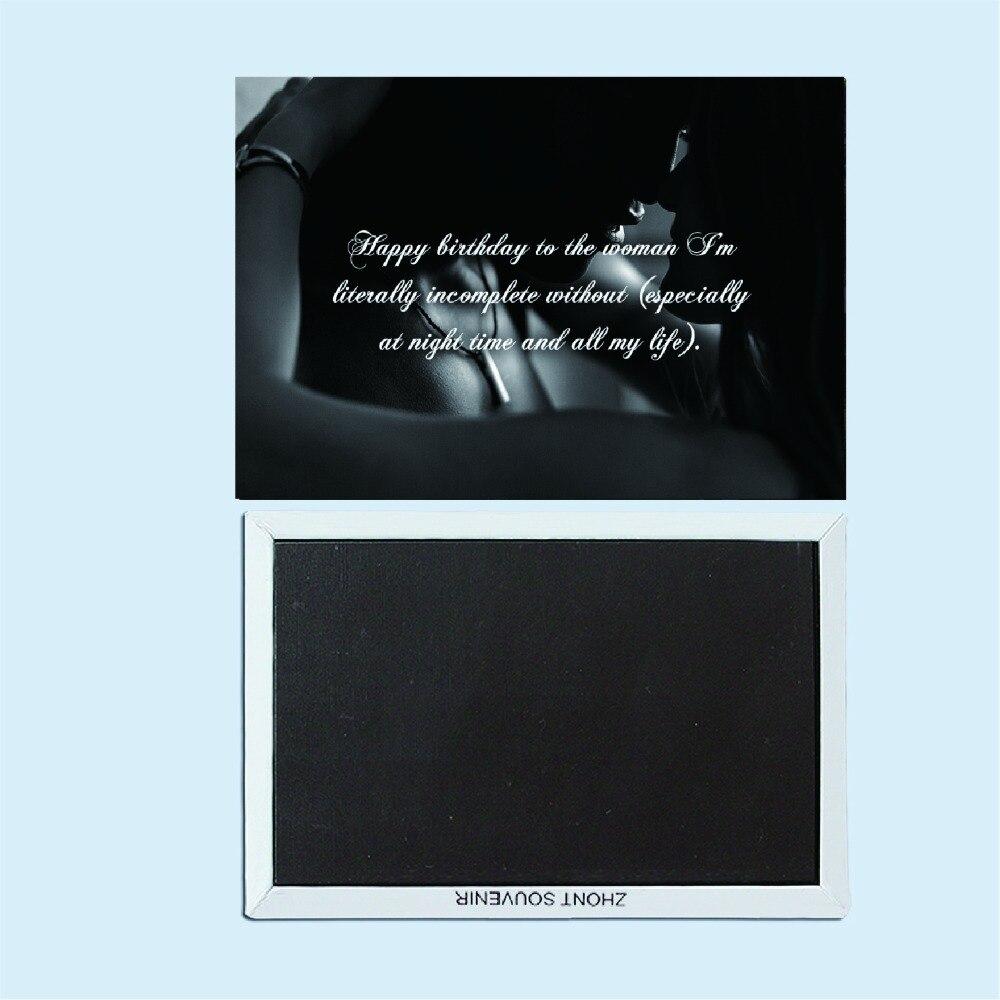 Серия «С Днем Рождения», смешной магнит на холодильник, магниты с юмором для взрослых, подарок для взрослых 30631