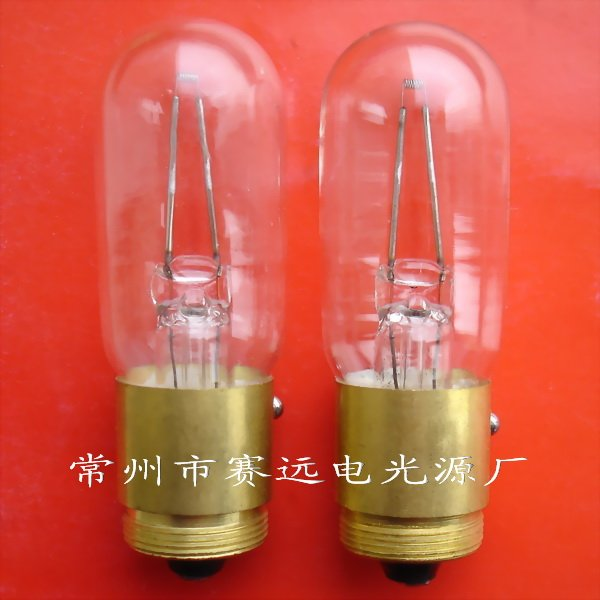 Bom! Lâmpada microscópio Lâmpada Miniatura 6 v A667 30 w Frete Grátis