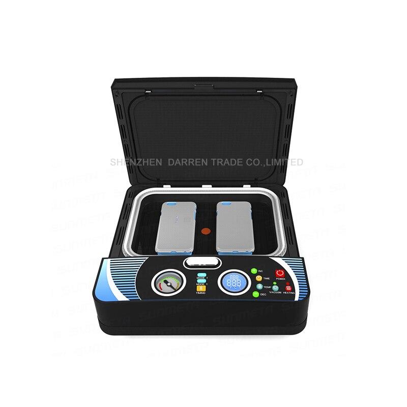 Menor máquina ST-2030 da caixa do telefone da sublimação do vácuo 3d mais leve