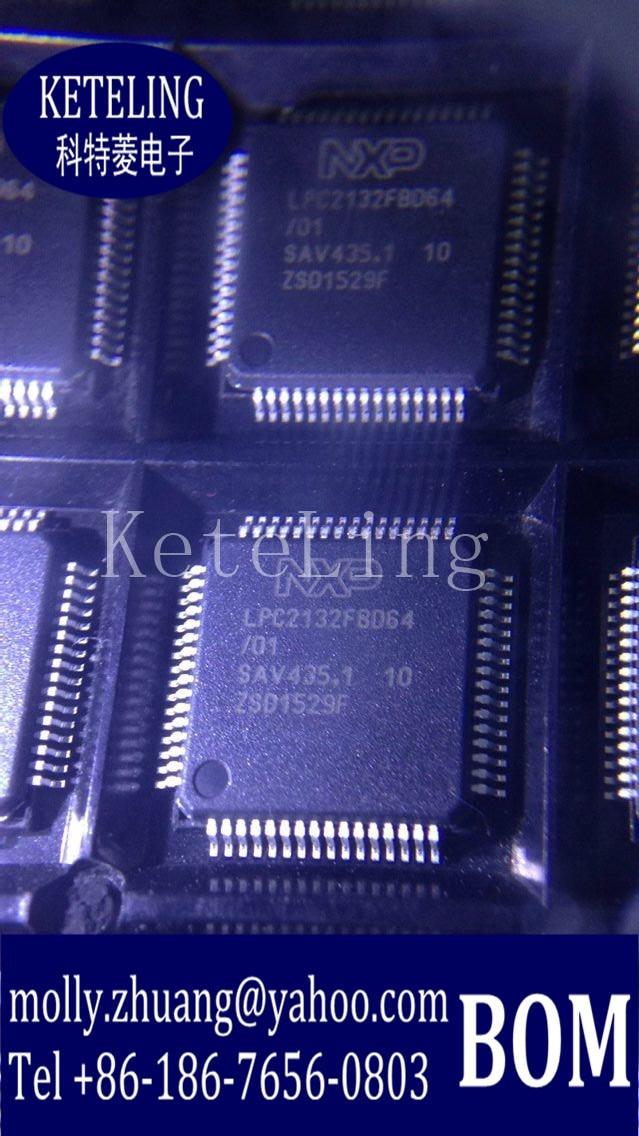 KeteLing envío gratuito LPC2132 LPC2132FBD64