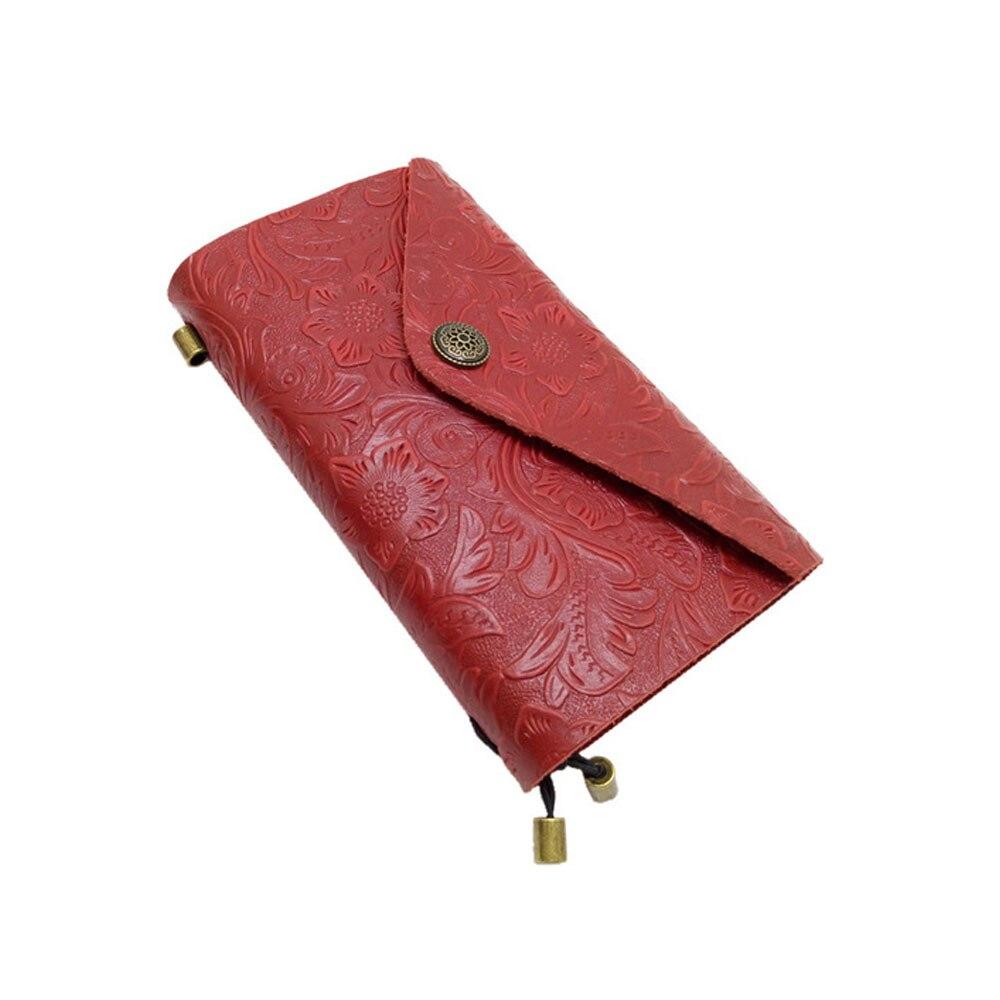 Clássicos retrotravel capa de couro genuíno diário notebook tpn009