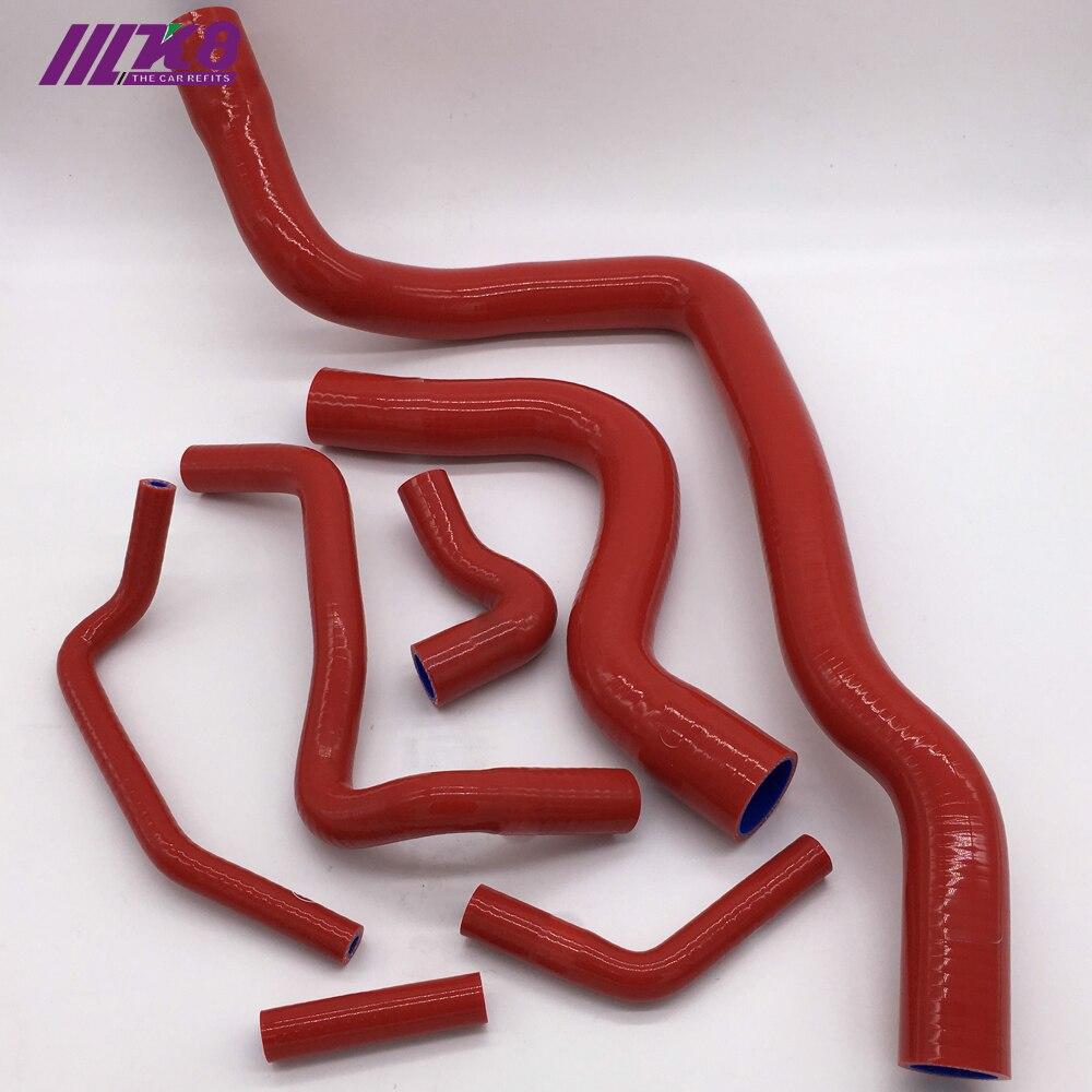 Kit de mangueira de radiador de silicone para volvo 850 T-5/98-00 s70/98-04 v70 97