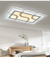 SHIXINMAO מודרני led תקרת אורות מסדרון חדר שינה סלון מנורת תקרת בית גופי תאורת אור קישוט 90-260 V