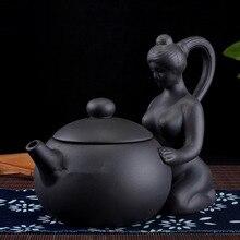 Исин китайские чайники ручной работы Xi Shi чайник аутентичный Zisha Чайник Фиолетовый Глиняный Чайник чайный набор кунг-фу