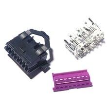 Tête et aiguille de voiture OBD2   Pour VAG Aud Interface de Diagnostic automobile, adaptateur de fiche de prise de montage OBD 2 16Pin