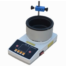 ZNCL-GS 130x60mm 500-500ml Laboratory digital display magnetic stirrer heating oil bath or water bath
