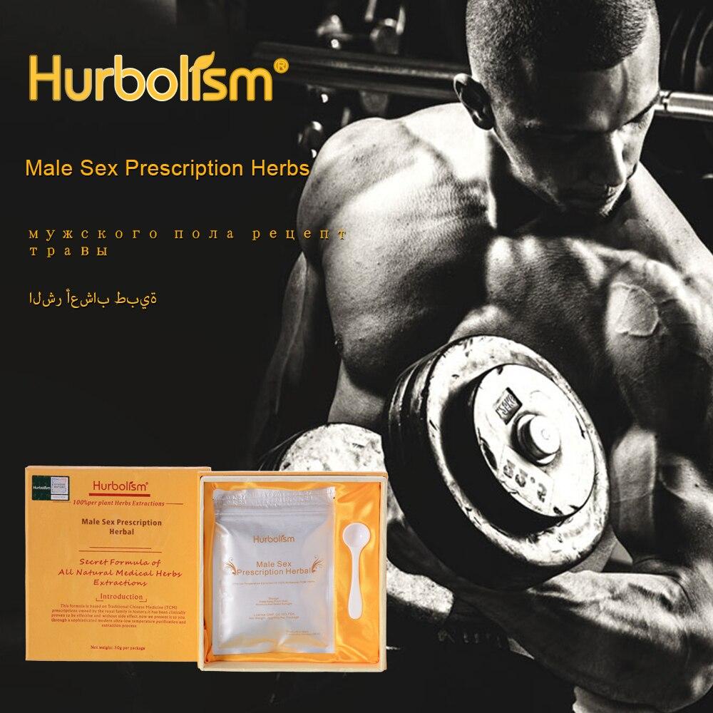 Hurbolism Male Sex Prescription Herbal for Mens Better Sex Experience, Maintain Hardness, Prevente Premature Ejaculation