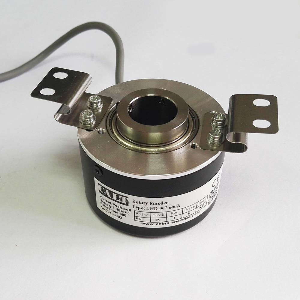 El sensor óptico de alternativa a LHD-007-600A LHD-007-1200A Sumtak optcoder para Komori impresora rotatorio codificador ABZ señales
