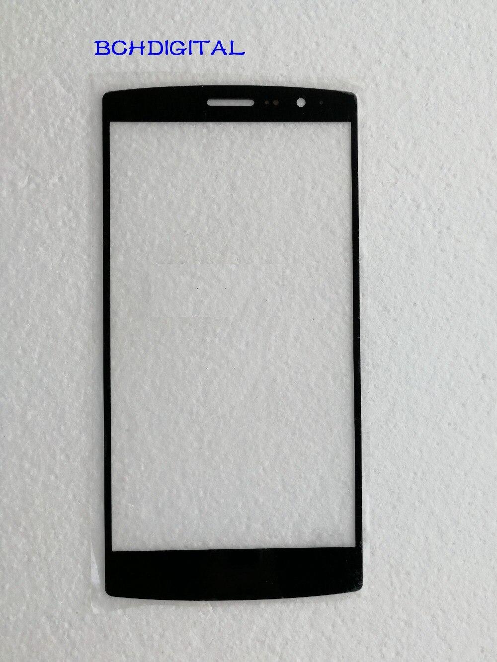 BCHDIGITAL LG041 para LG G4/G4 Stylus/G4 mini pantalla táctil LCD cubierta exterior de vidrio frontal de reemplazo del panel de la lente