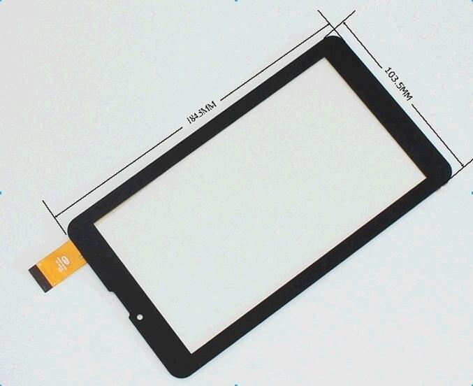 Novo 7 polegada tablet irbis irbis hit tz49 tz50 3g painel de toque digitador da tela toque vidro