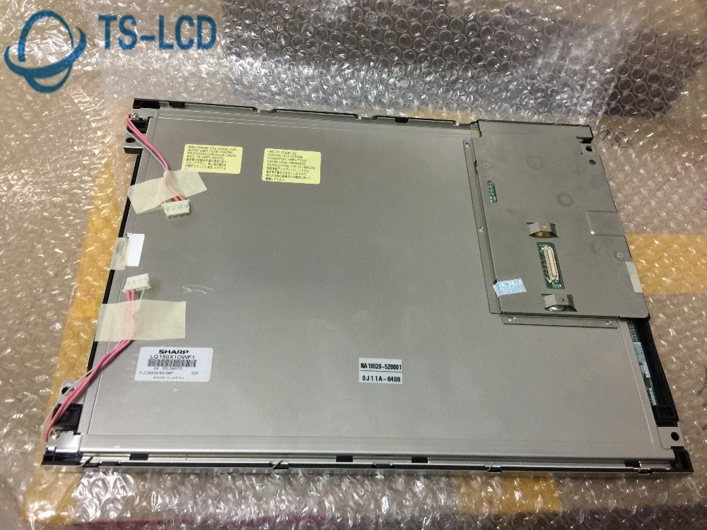 15 polegadas TFT LCD Original SCREEN Display LCD LQ150X1DWF1 Tela garantia 12 meses