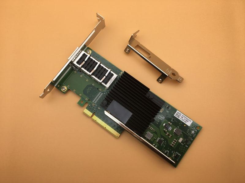 XL710QDA1 One Port QSFP+ 40 Gigabit Ethernet Converged Network Adapter NIC XL710 Free Shipping