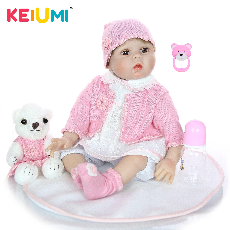 keiumi-cute-reborn-doll-22-55-cm-soft-silicone-realistic-baby-doll-toy-for-girl-fashion-kids-birthday-xmas-present