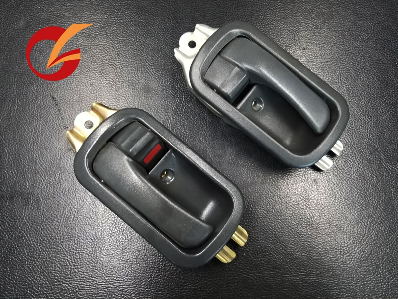 Uso para toyota hiace 1992-2004 modelo de frente interior do punho lh e cinza r