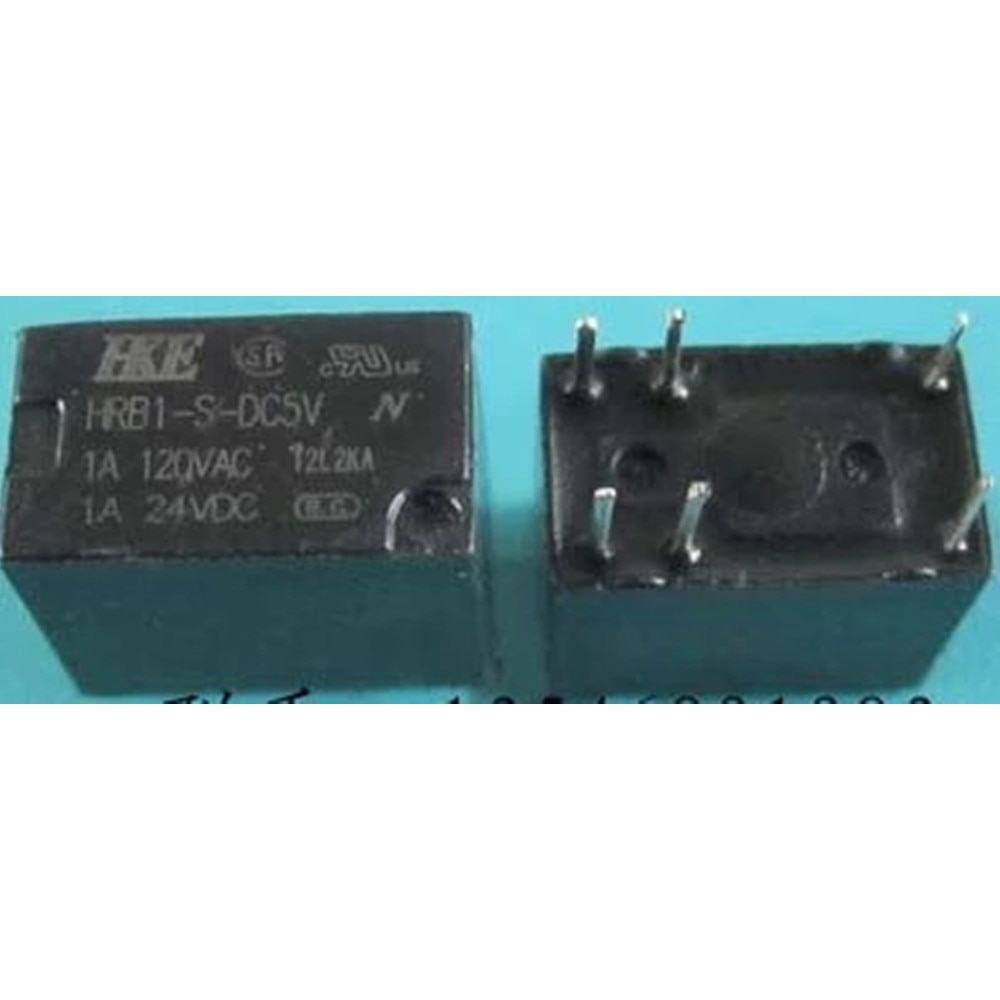 Atacado 10 pçs/lote relé HRB1-S-DC5V