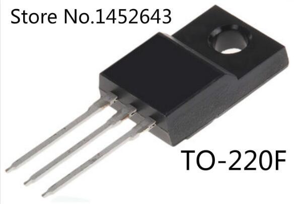 20 unids/lote FCPF11N60T TO-220F/DG302/FCPF380N60/K13A60D/2SD1277B