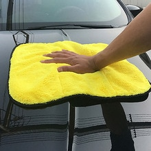 2019 nova toalha de microfibra da lavagem de carro 30*30 cm para kia rio k2 k3 k5 k4 cerato, alma, forte, sportage r, sorento, mohave, optima