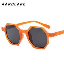 2020 New Octagon Square Sunglasses Women Brand Designer Polygon Sun Glasses Vintage Couple Sexy Cute