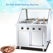 EH-800 Kanto Kochen Maschine Fußgänger Kommerziellen Mall Pasta Herd Würzigen Heißen Topf Herd Warenkorb Nudel Snack Kochen Maschine