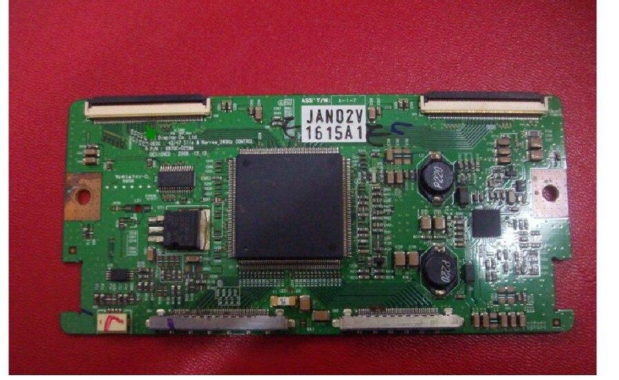 6870C-0259D להתחבר עם LCD לוח היגיון לוח עבור LC320WUD-SBM2 120 hz/240 hz T-CON להתחבר לוח