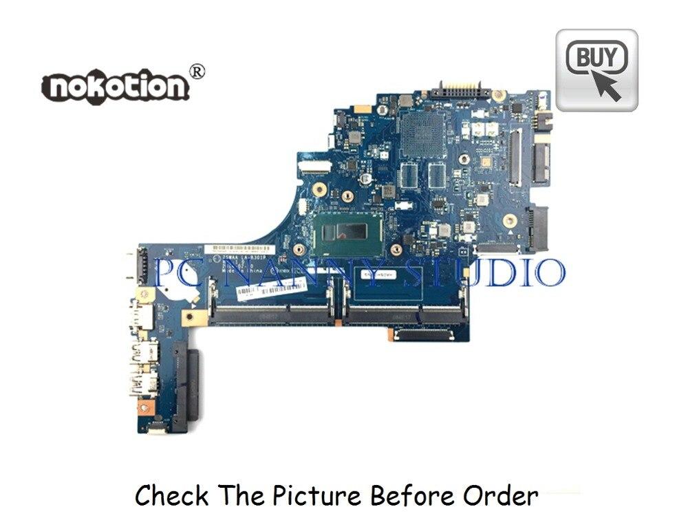 PANANNY K000889140 ل ToshibaSatellite C55T-B C55T اللوحة i5-4210U LA-B301P اختبار