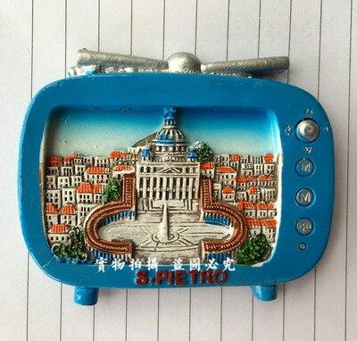Refrigerador de recuerdo turístico Vaticana