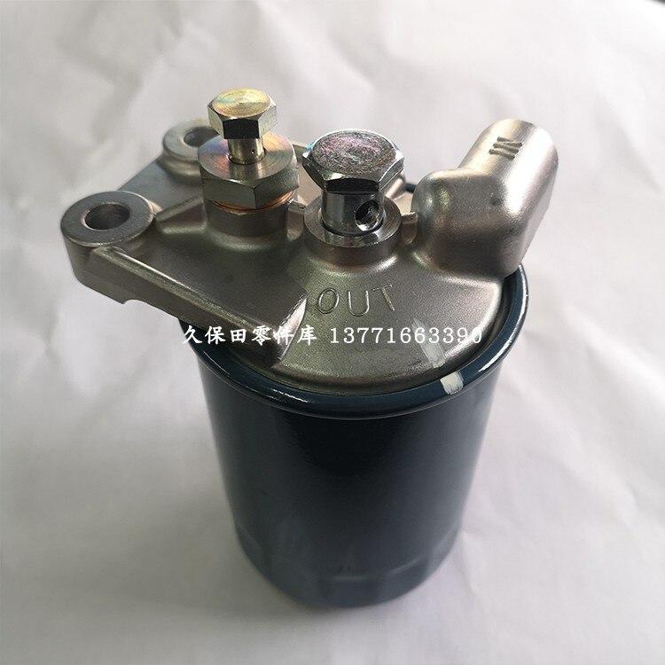 Filtro de combustible de envío gratis para cosechadora 1C010-43010 V2607 diesel de Kubota 988