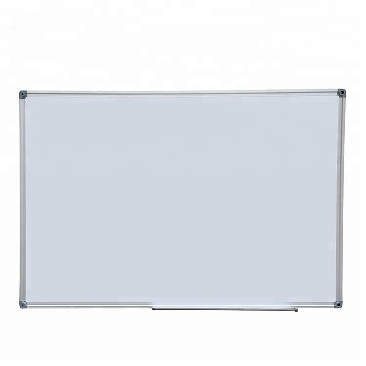 Pizarra blanca magnética de tamaño estándar de 30x45 cm (12x17 pulgadas)