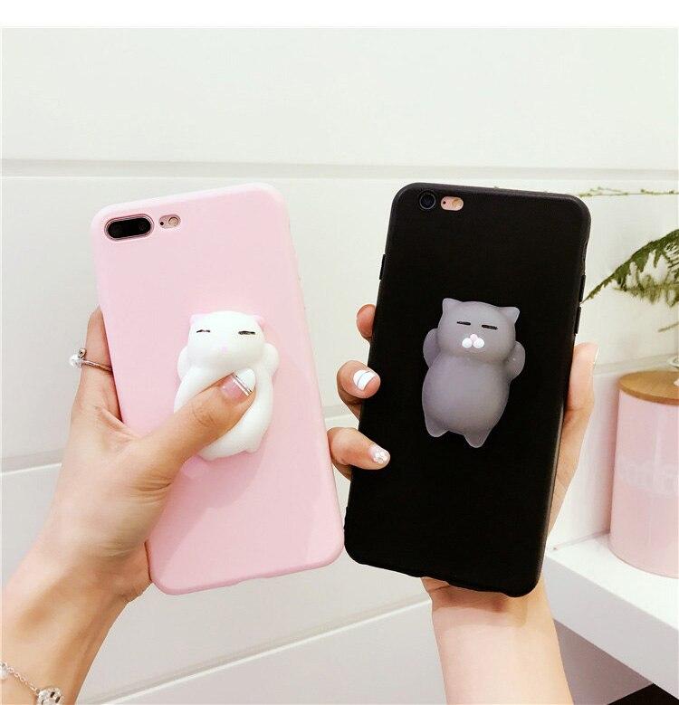 Lindo gato blando funda del teléfono para Huawei P8 P9 P10 P20 P30 Lite caso Coque suave funda de teléfono para Huawei Mate 10 20 30 PRO suave TPU