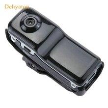 Dehyaton MD80 Mini Camera Camcorder DV HD Action DVR Sports Portable 720P Video Audio Recorder Motio