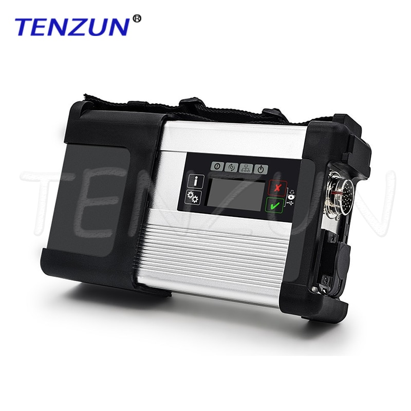 TENZUN новое поколение с Wi-Fi MB Star C5 SD Connect Compact 5 для автомобилей и грузовиков без hdd/программное обеспечение с лучшим чипом внутри