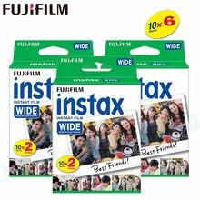 60 Films Fujifilm Instax Wide Instant White Edge For Fuji Camera 100 200 210 300 500AF Lomography ph