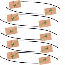 RCmall 10 stks/partij 433 Mhz-470 Mhz FPC Antenne Omnidirectionele 5dbi IPEX Interface voor Lora RA-02 Module IOT DIYmall FZ2631B * 10