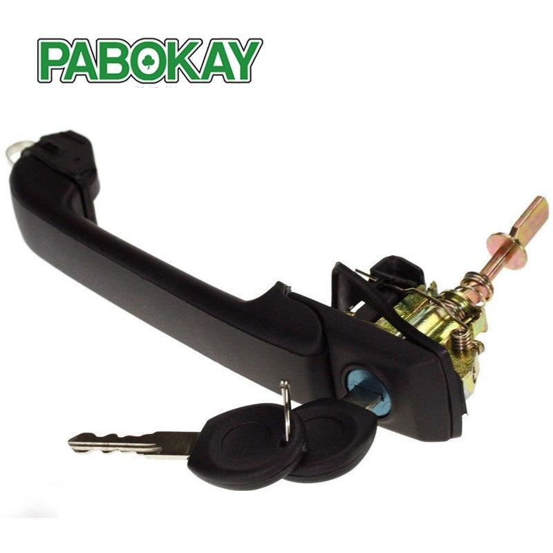 Para Vw Vento 1H2 Golf Mk3 1H1 Wagon Sedan frontal derecho de la manija de la puerta 1991-1999 de 108516755 1H0837207C 194548 L4203 108516, 85004203