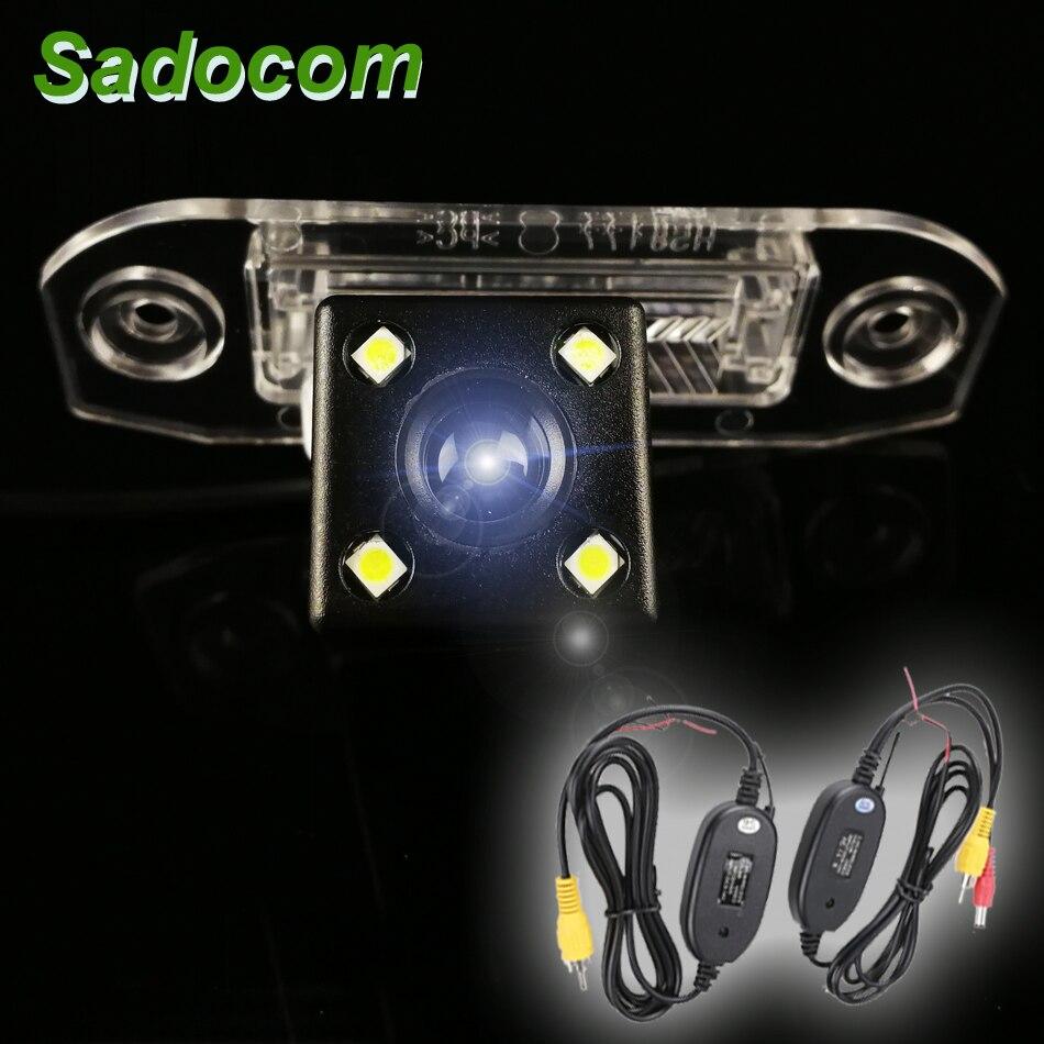 HD Rückansicht Kamera Für Volvo S40 S60 S80 XC90 XC60 V60 S80L S60L S40L Auto Backup hintere Kamera Parkplatz monitor Wireless