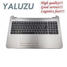 YALUZU nouveau repose-ordinateur portable pour HP 250 G5 15-AC 15 AC 15-AF ordinateur portable repose-main clavier lunette boîtier supérieur Touc hp ad