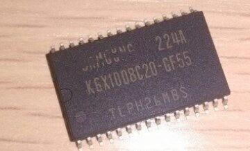 10PCS K6X1008C20-GF55 K6X1008C20 K6X1008C2D TSOP32 IC K6X1008C2D-GF55