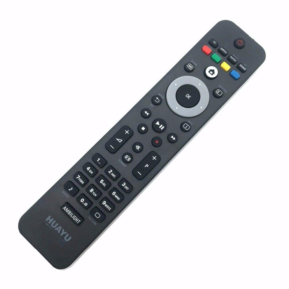 Télécommande de remplacement pour Philips 32PFL5604H/12 37PFL8404H/12 47PFL7404H/12