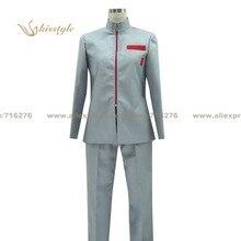Kisstyle Fashion Bleach High School Boy Uniform COS Clothing Cosplay Costume,Customized Accepted