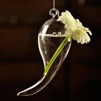 vase fashion brief flower hydroponic decoration home decoration gfits