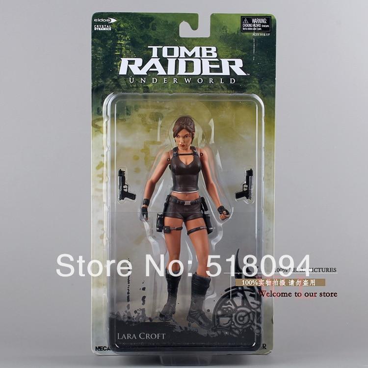 Figurine daction en PVC Lara Croft 7