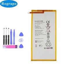 Batterie dorigine 4800 mAh HB3080G1EBW HB3080G1EBC S8 pour Huawei Honor S8-701u S8-701W Mediapad M1 8.0 Batteries de téléphone portable