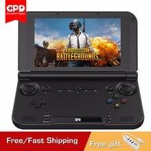 Nuevo original GPD XD Plus 5 pulgadas 4 GB/32 GB Bluetooth 1280*720 CPU MT8176 hexa-core consola de juegos portátil negro Onsale