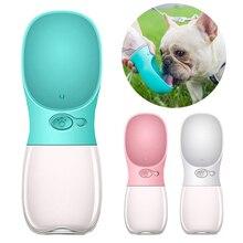 Draagbare 350 ML/500 ML Hond Waterfles Reizen Puppy Kat Kom Cups Honden Katten Feeder Outdoor voor huisdieren Producten