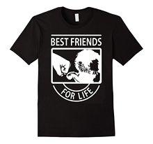 Old English Sheepdog  Friend T-shirt Fashion Short Sleeve Sale 100 % Cotton Harajuku Funny  Tee Shirts  Tee