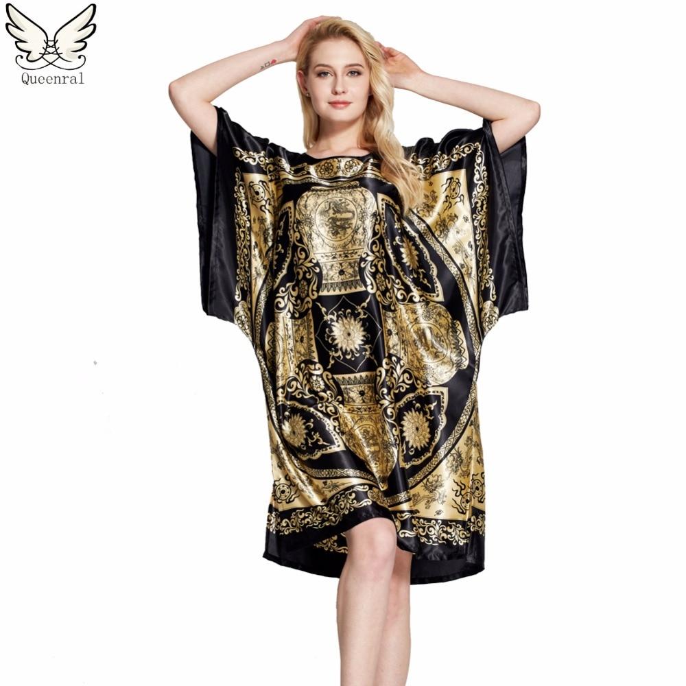 Пижамы женщины Ночные Сорочки пижамы Женщин домашней одежды женщин Ночная