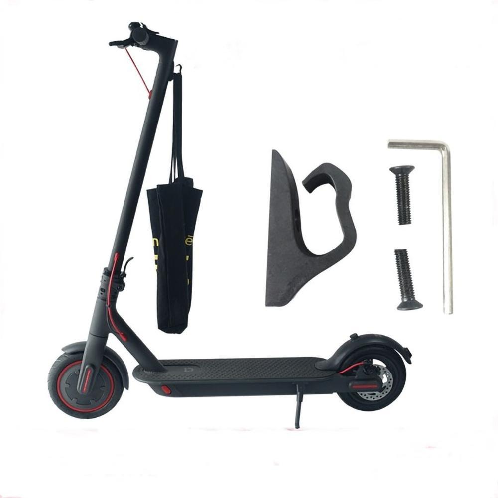 Scooter Eléctrico con gancho colgante para monopatín, Scooter infantil, agarre, mango, bolsa, soporte, parte para Xiaomi M365, nuevo