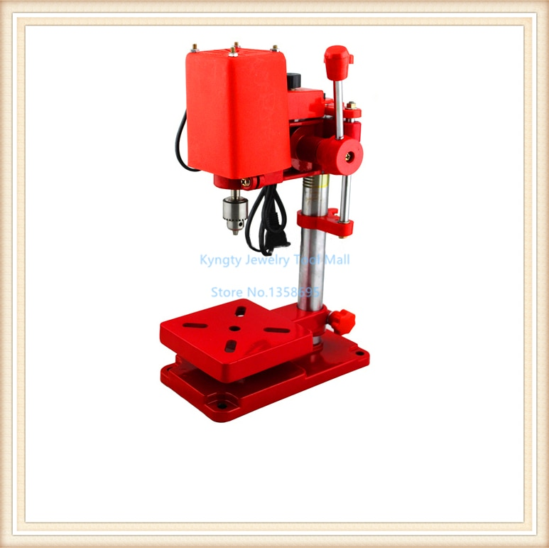 Envío Gratis 340W 16000 r/min herramientas de joyería en China gran potencia Mini taladro prensa herramientas eléctricas