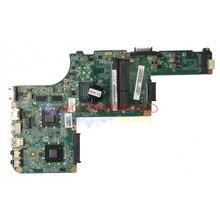Vieruodis pour Toshiba L830 L835 carte mère dordinateur portable avec i5-3337u CPU HD7670M GPU A000209280 DA0BU8MB8E0
